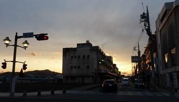 倭町交差点から太平山を望む.jpg