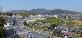 磯山山頂天狗岩より西方を望む.jpg