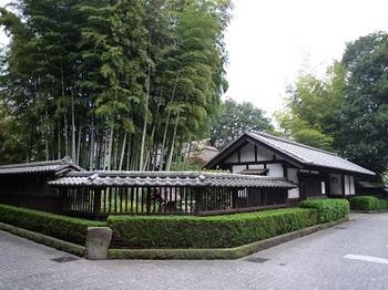 鷹見泉石記念館全景.jpg
