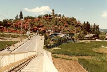 1980年錦着山全景(バイパス歩道橋上より).jpg