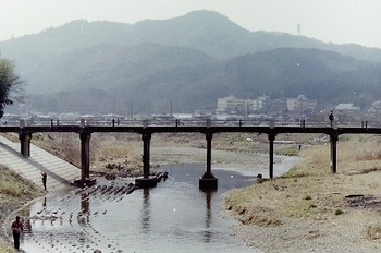 1988年11月睦橋.jpg