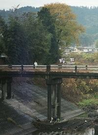 1997年11月旧睦橋.jpg