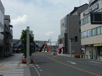 2016年栃木駅前通り.jpg