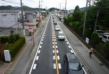 犬伏宿の通り(東).jpg